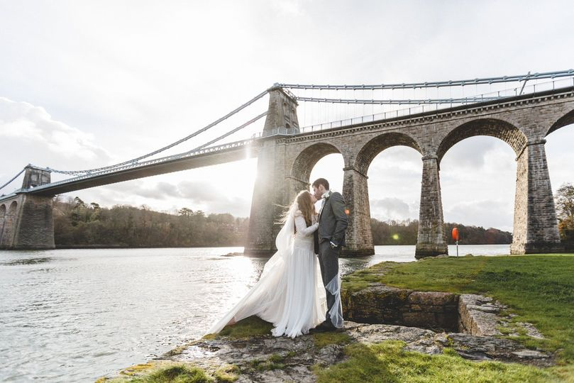 Wedding in Anglesey