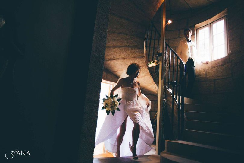 Australian-French wedding