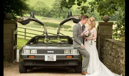 Ashbrook Wedding Cars 1