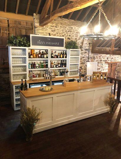 The Shaker Bar - Mobile Bar