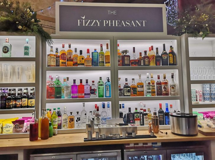 Mobile Bar Services The Fizzy Pheasant 4