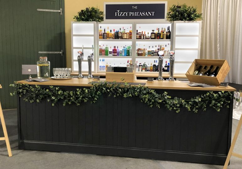 Mobile Bar Services The Fizzy Pheasant 5