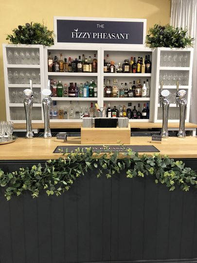 Mobile Bar Services The Fizzy Pheasant 11