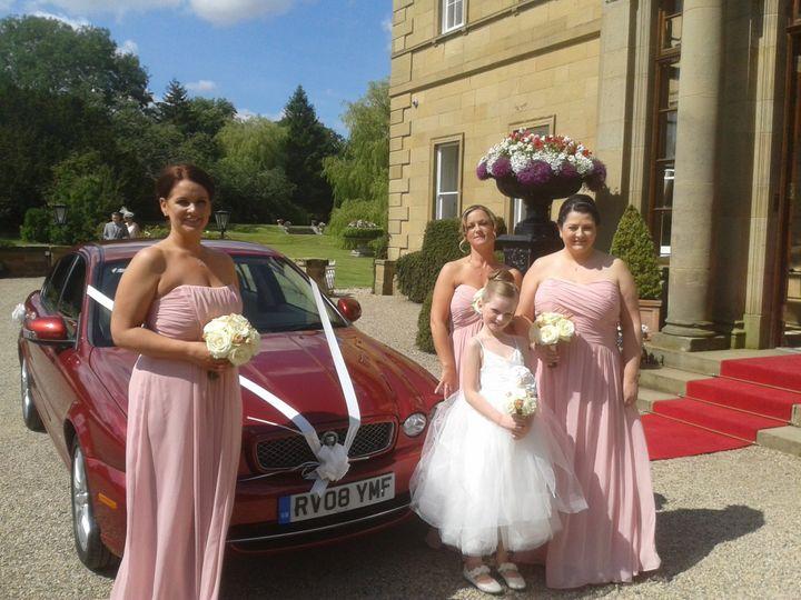 Bridesmaids - Rudby Hall