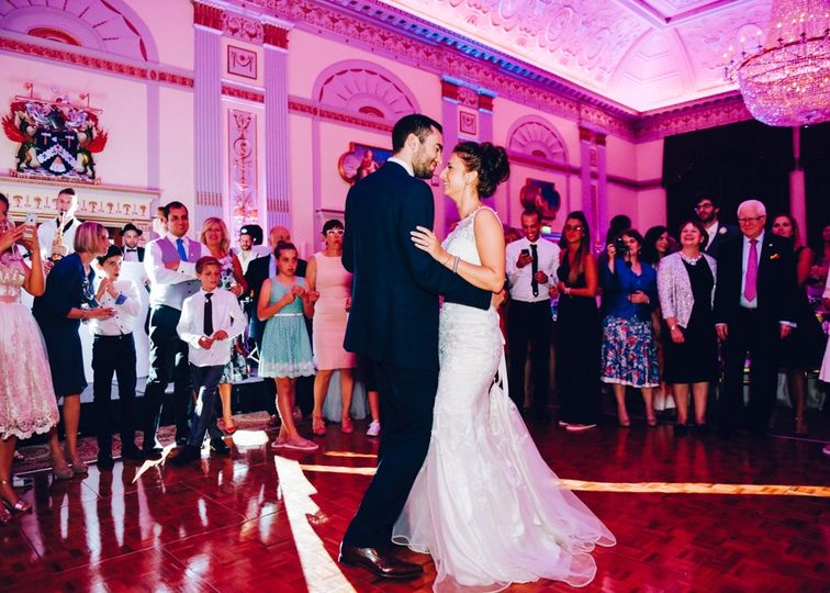 First Dance in the Great Hall
