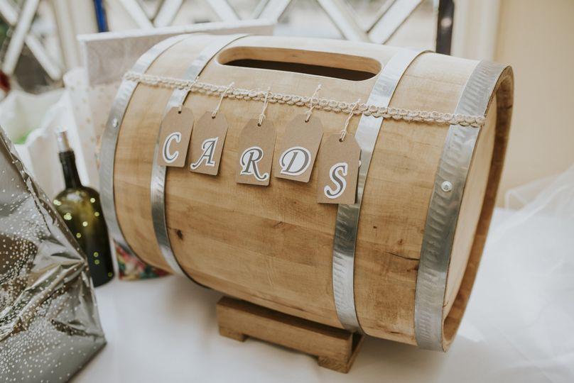 Card barrel