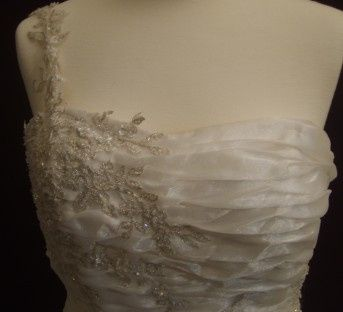 Victoria Lucas Wedding Dress