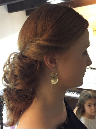 Beauty, Hair & Make Up Lynne Butterworth Hair, Makeup & Headwear design 66