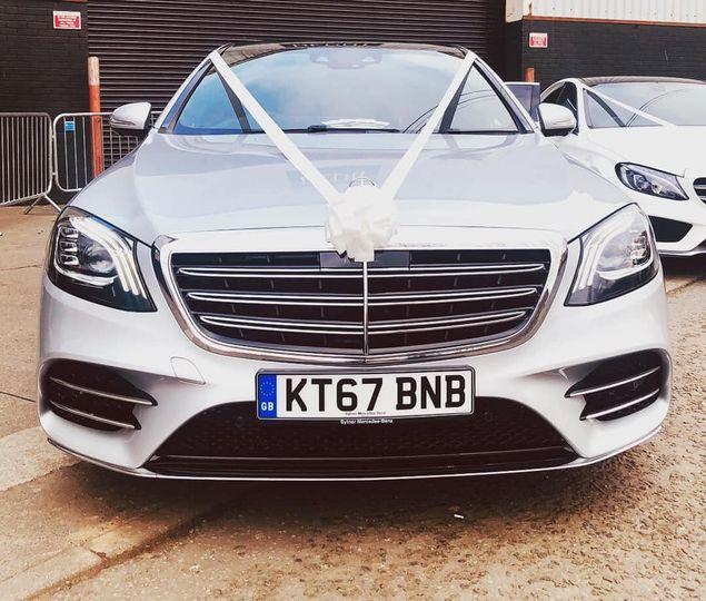 Mercedes-Benz S Class LWB