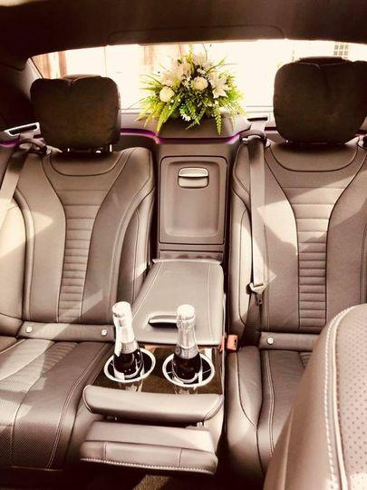 Mercedes-Benz S Class Interior