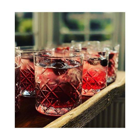 Gin refreshers