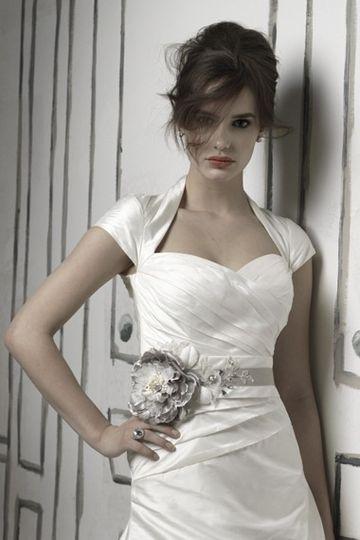 Fashionable brides