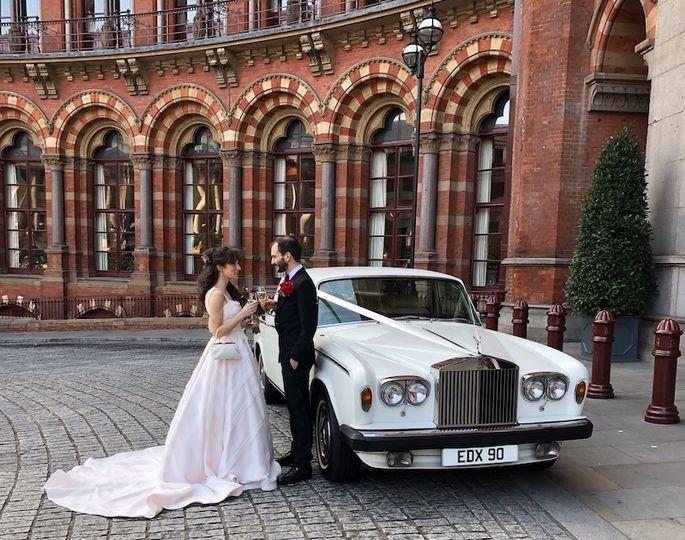 1979 Silver Wraith Rolls Royce