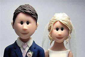 Feats Of Clay - Cake Toppers