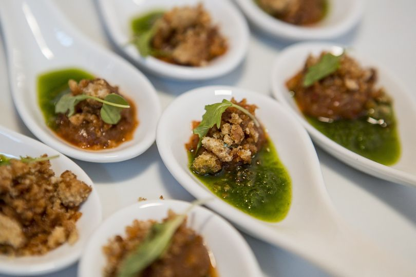Spoon Canapes