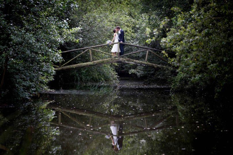 On a bridge - Martin Price Photography