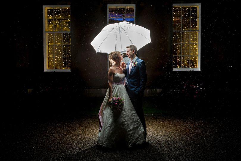 Under an umbrella - Martin Price Photography