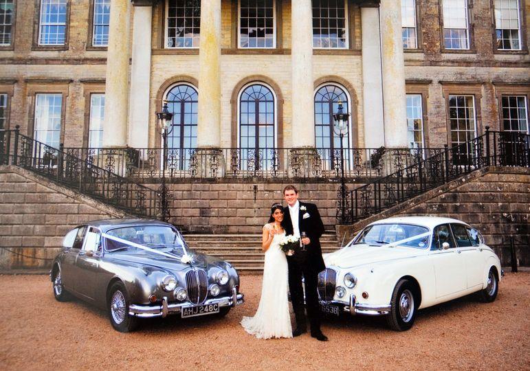 Their Jaguar and Daimler
