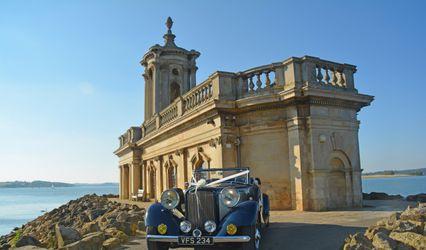 Rutland Wedding Cars 1