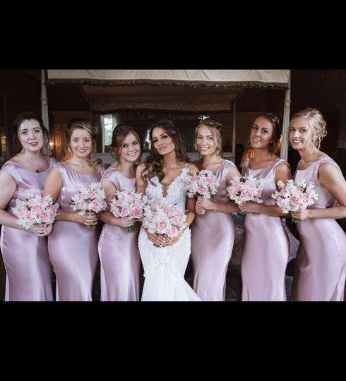 beauty hair make up bridal hair 20200604101849527