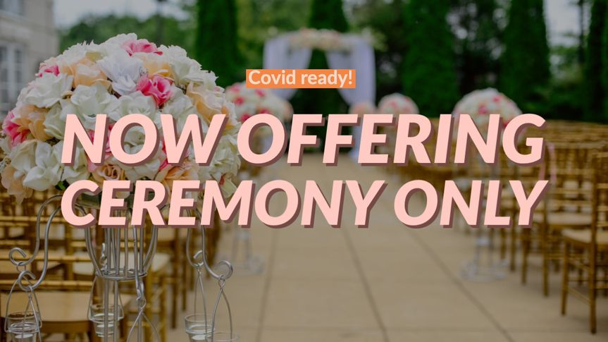 Ceremony video only