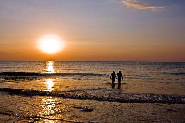 Sunset on Ko Phi Phi