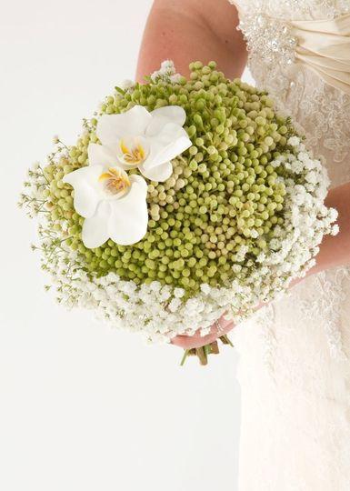 Contemporary posy bouquet