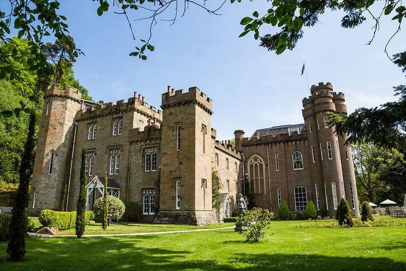 Drumtochty Castle 26