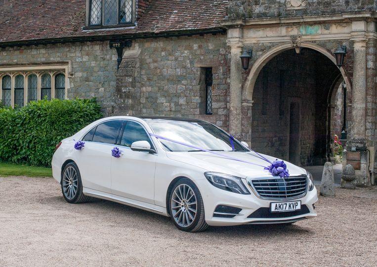 Luxury Mercedes S Class