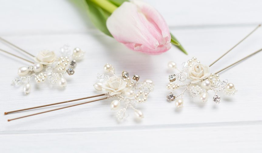Wedding Hairpins