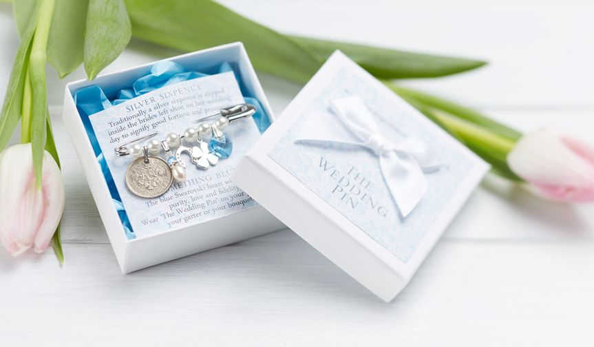 Silver Sixpence Gift