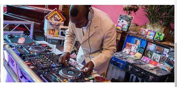 Music and DJs Mr Smooth Cee 1