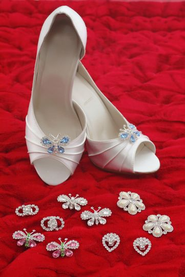 Jewellery Shoe Clips