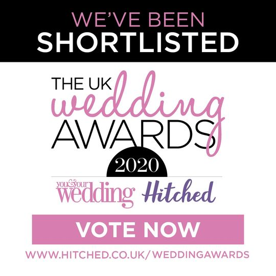We have been shortlisted as Best British Newcomer!
