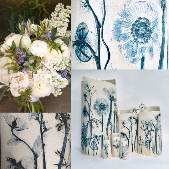 Something Different Ceramic Botanist-Louise Condon Designs 25