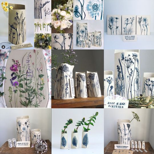 Something Different Ceramic Botanist-Louise Condon Designs 31