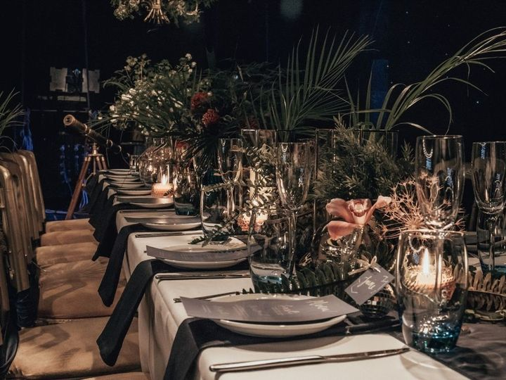 Luxury Tablescapes