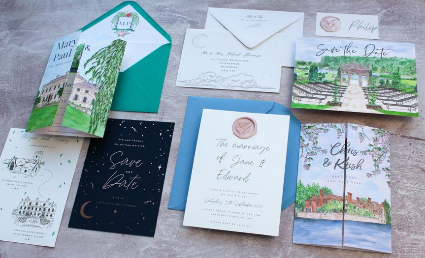 Stationery Otto & Nibs 13
