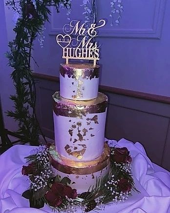 Cakes The Sugared Thistle Cake Co 5