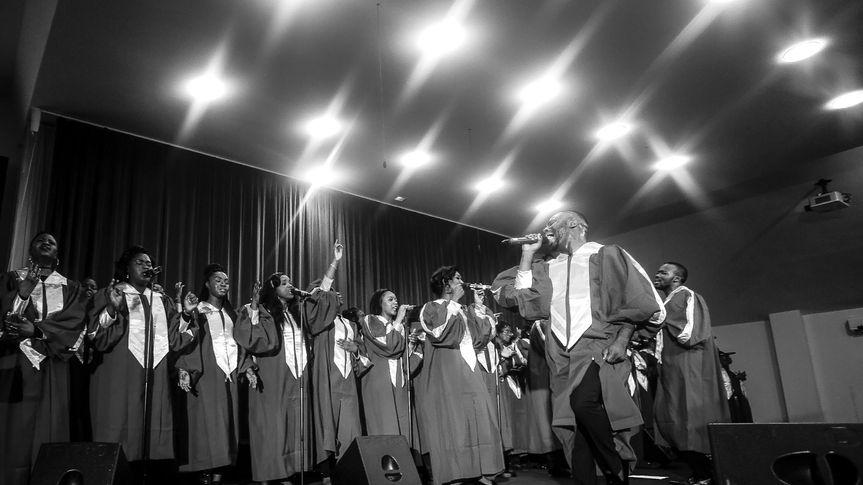 Music and DJs Keynotes Gospel Choir 3