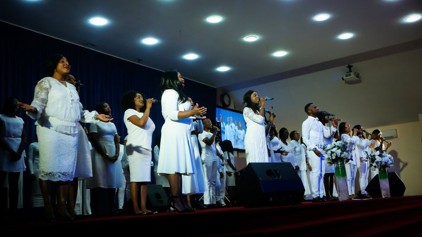 Music and DJs Keynotes Gospel Choir 4