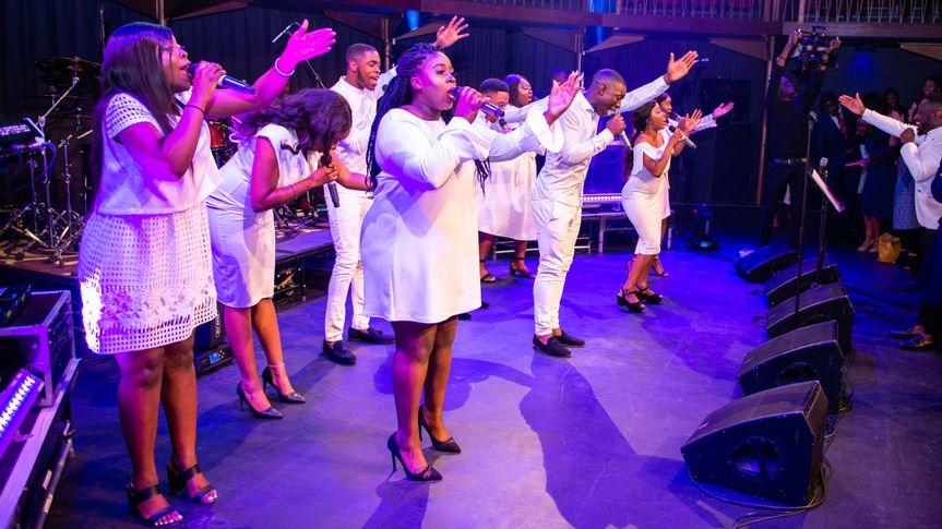 Music and DJs Keynotes Gospel Choir 5