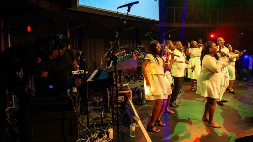 Music and DJs Keynotes Gospel Choir 7
