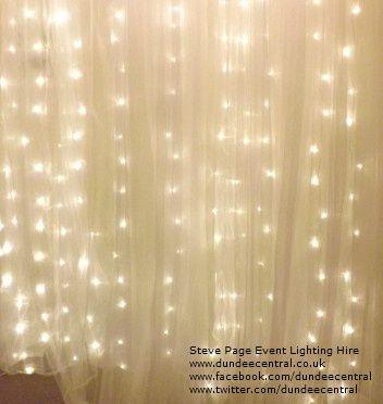 Fairy Light Backdrops