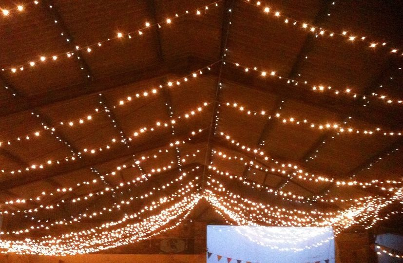 fairy light roof for hire at comrie croft 2 4 51457