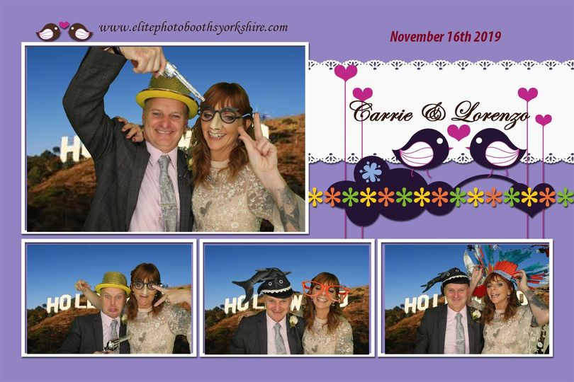 Photo Booths Elite Photo Booths Yorkshire 5