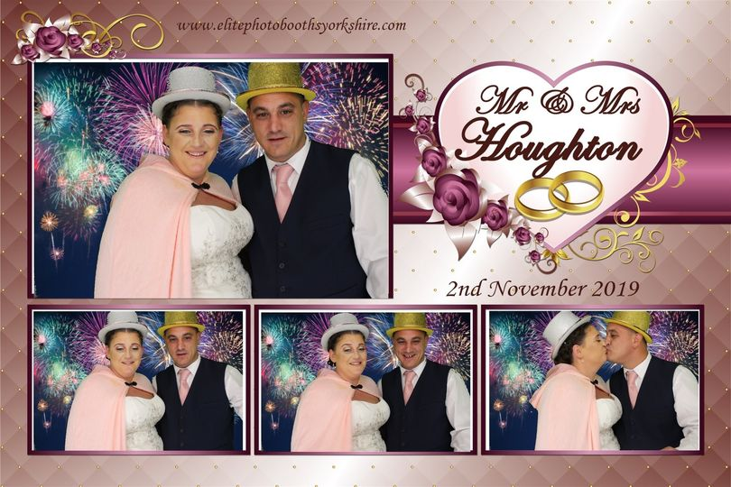 Photo Booths Elite Photo Booths Yorkshire 6