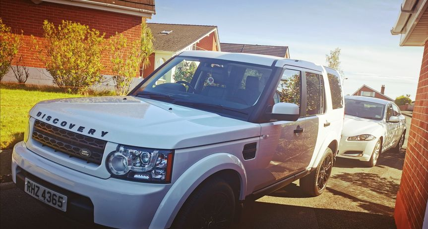 'Bella' Land Rover Discovery