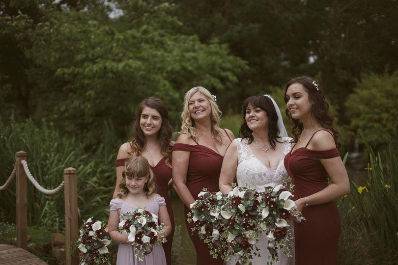 Wendy & Del's Wedding, 2019