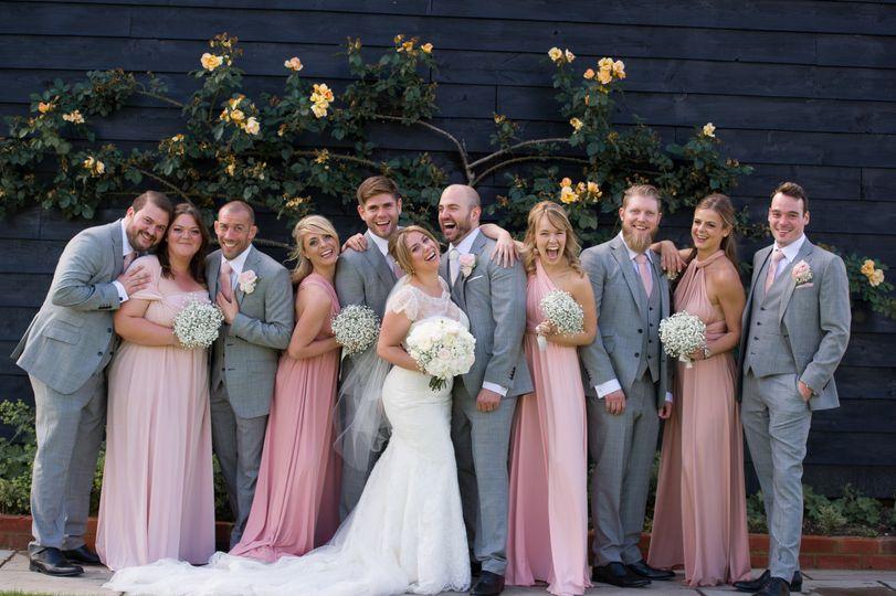 The wedding party - Selen Photography